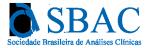 Sociedade Brasileira de Análises Clínicas