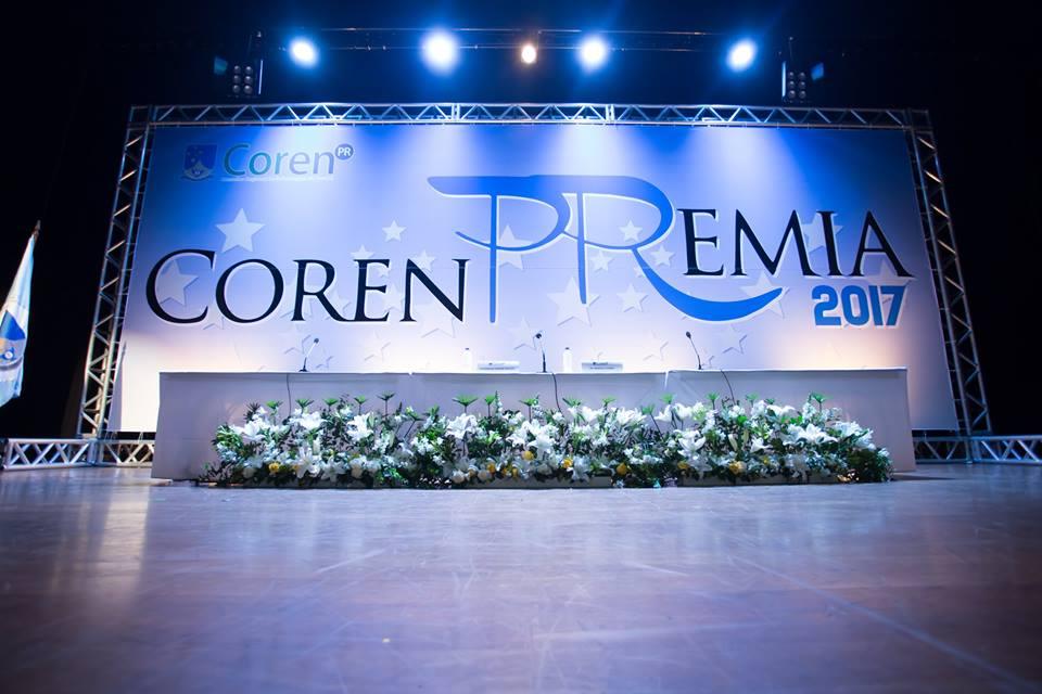 Coren Paraná Premia 2017: reconhecimento, destaque e homenagem aos profissionais da enfermagem paranaense.